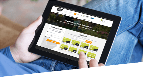 curanto containerdienst partner online neue kunden gewinnen