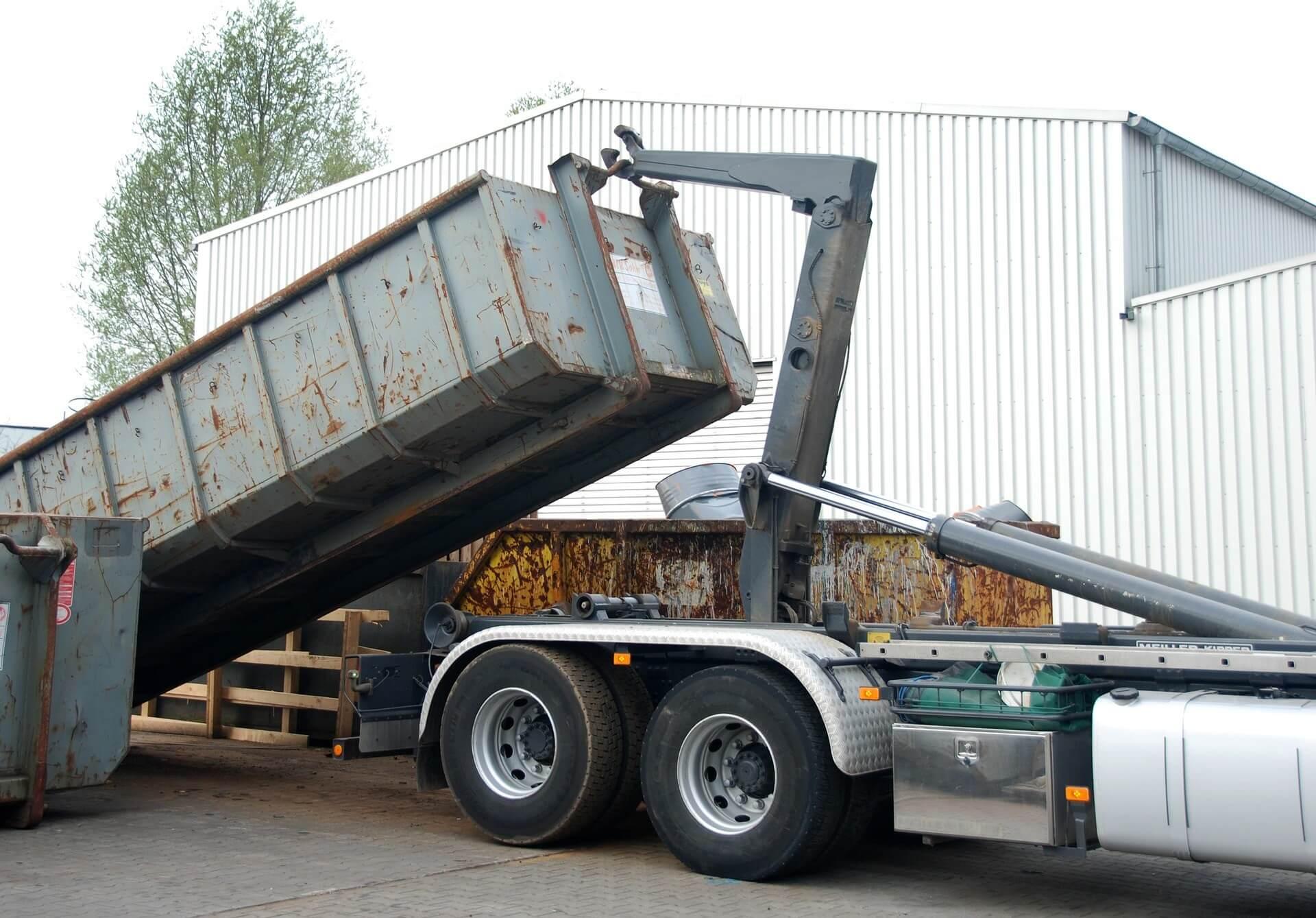 Containerdienst Burgau