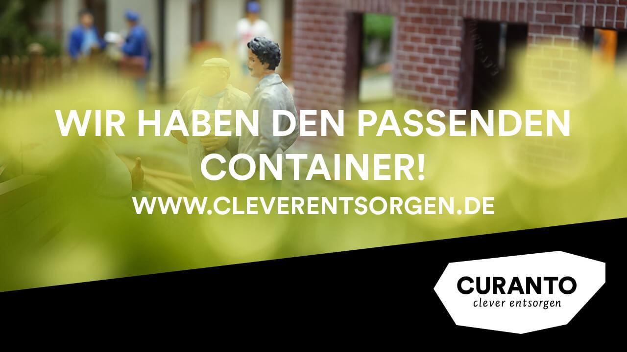Containerdienst Bad Freienwalde Oder